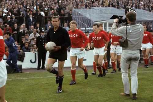 Lev Yachine URSS