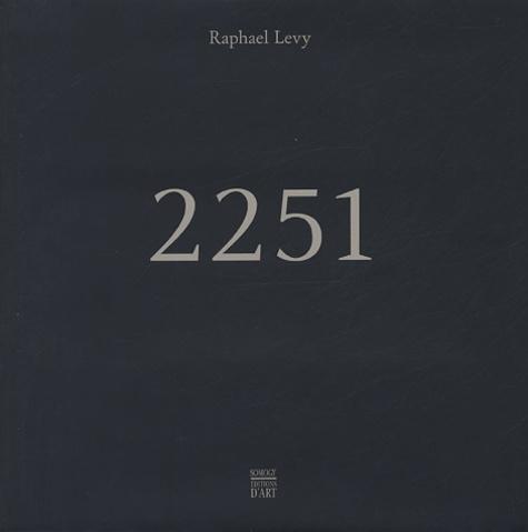 Couverture du livre de photos de Raphael Levy 2251 Jewpop