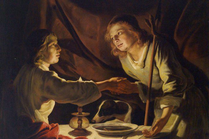 Esau Jacob Ainé JewPop