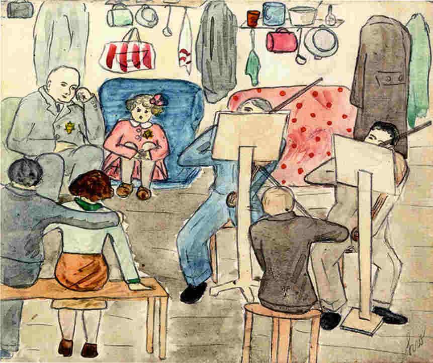 Camp Terezin journal Helga Jewpop