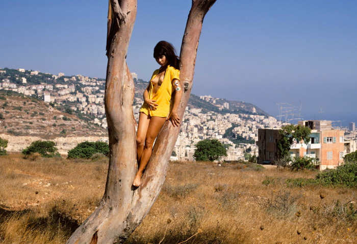 Photo Playboy Israel 70 Jewpop