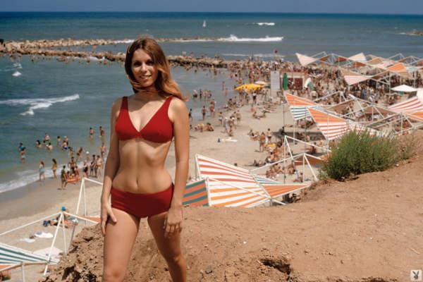 Playboy 70 Israel Jewpop