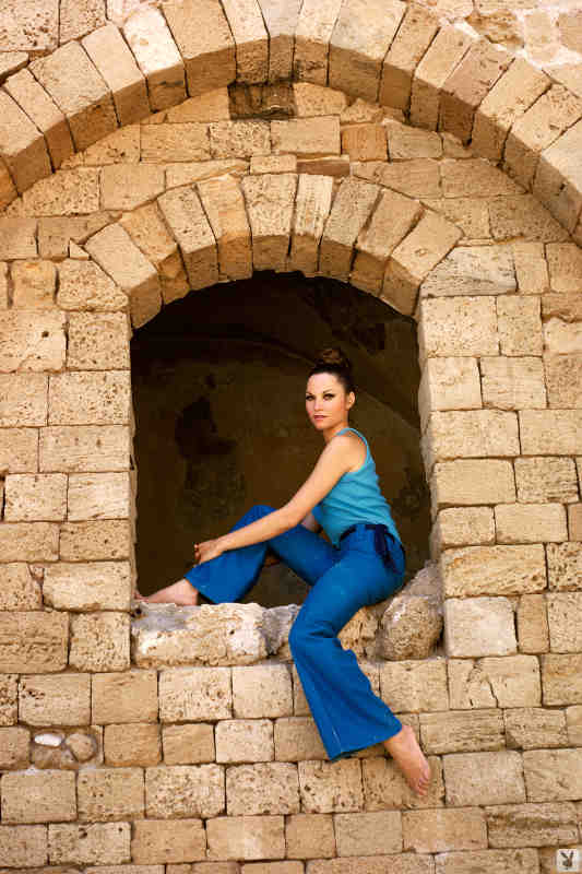 Photo Playboy 1970 Israel Jewpop