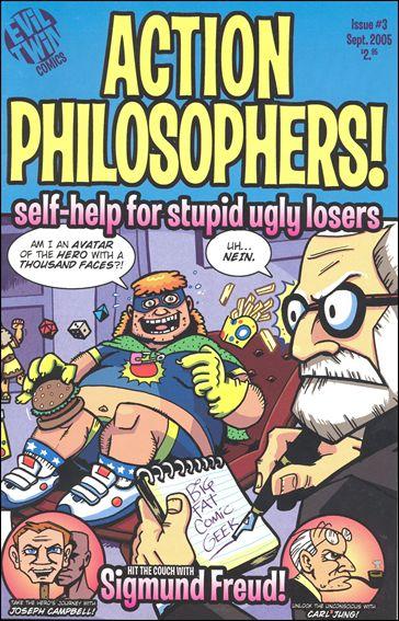 Freud comics Jewpop