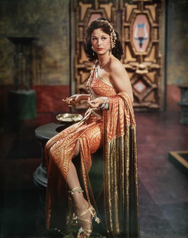 Photo de l'actrice Hedy Lamarr Jewpop