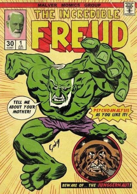 The Incredible Freud