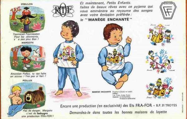 Publicité Babygro grenouillère Jewpop