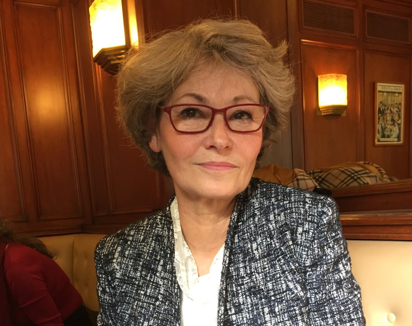 Evelyne Gougenheim JewPop