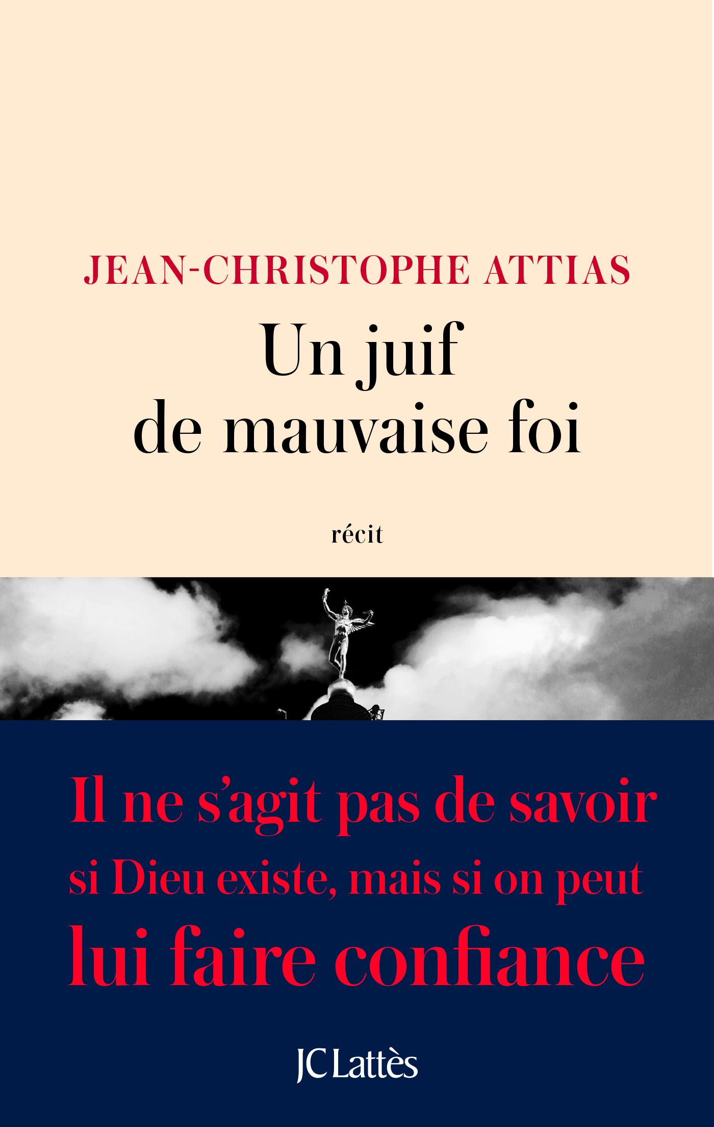 Un juif de mauvois foi Jean-Christophe Attias JewPop