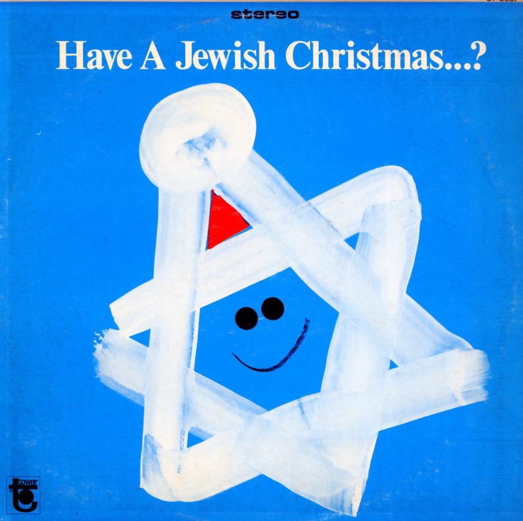 Jewish Christmas JewPop