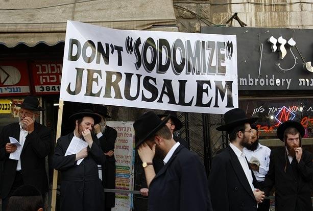 Orthodoxes Jerusalem JewPop