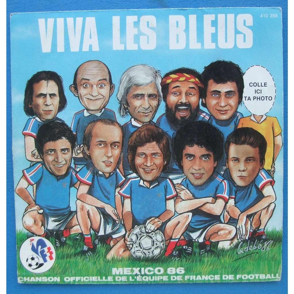 Les Bleus chanson Mexico football