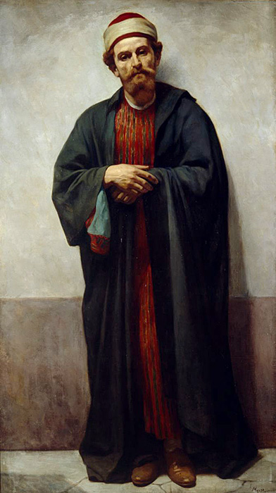 Edouard Moyse Algérie sépharade JewPop