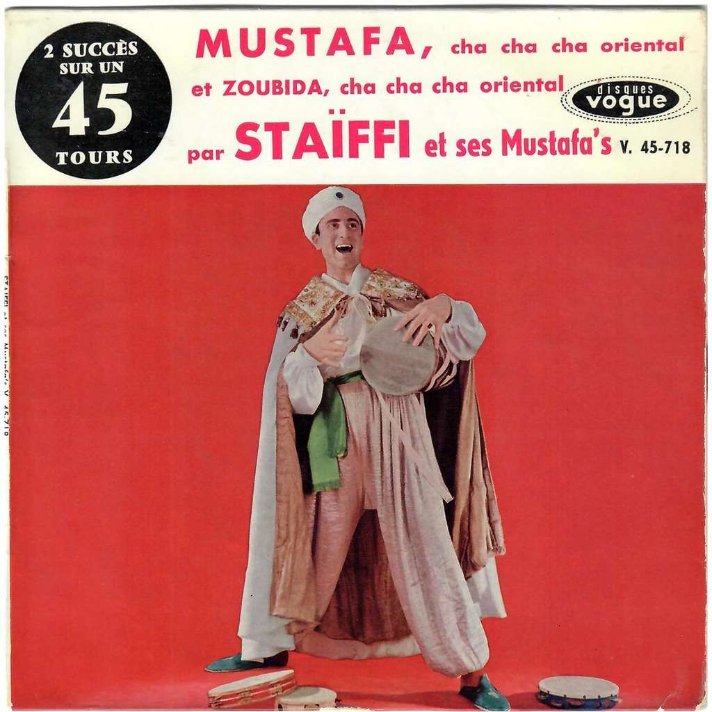 Staïffi Mustafa JewPop