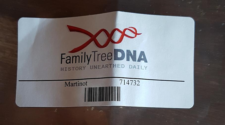 Stephanie Martinot recherche ADN JewPop