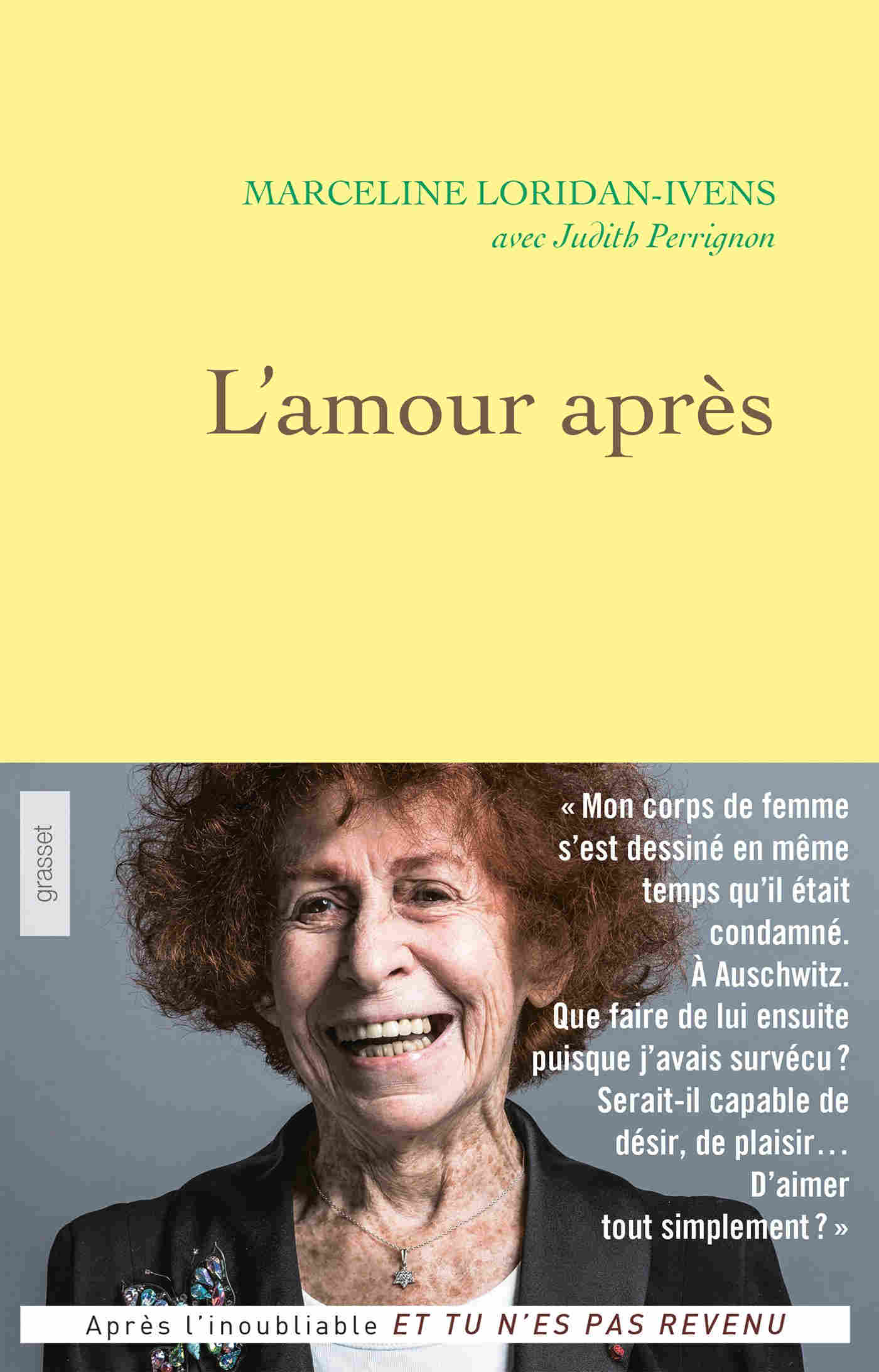 Marceline Loridan-Iven L'amour après Jewpop