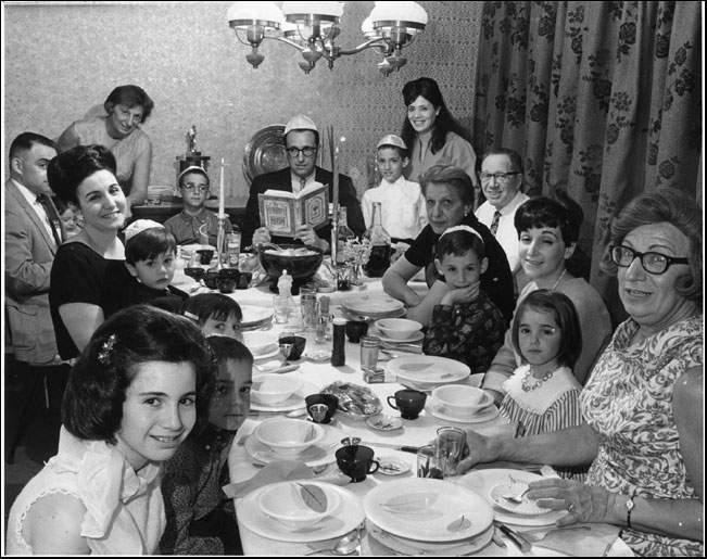 Seder Pessah Jewpop