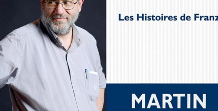 Martin Winckler Histoires de Franz Jewpop