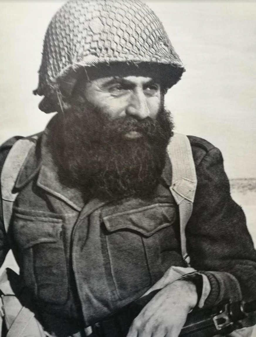 Parachutiste Tsahal Suez Jewpop