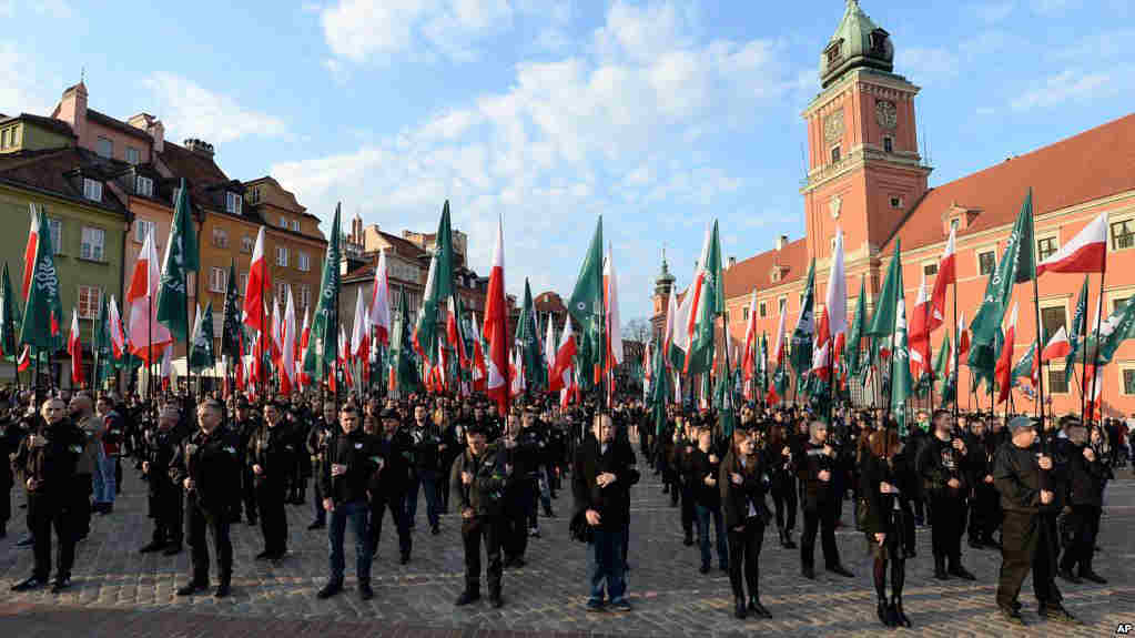 Pologne négationnistes Jewpop