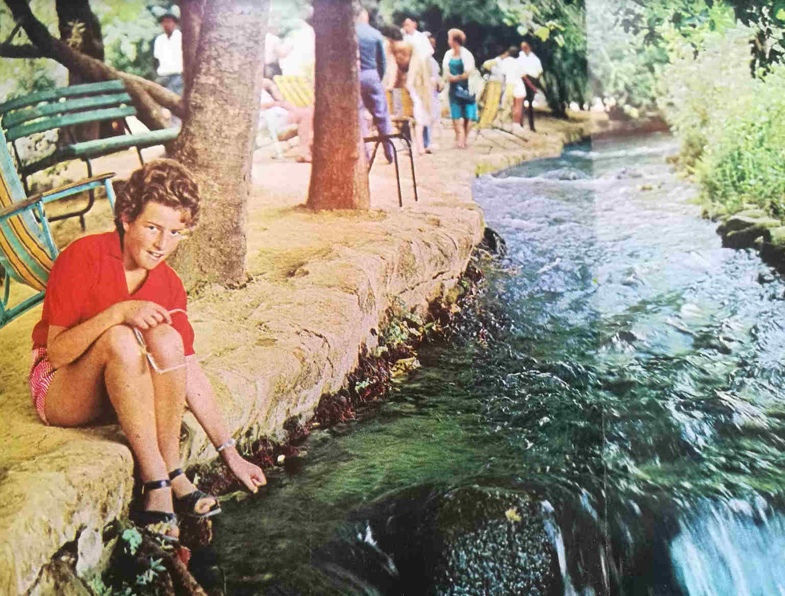 Rivière Senir Galilée Jewpop