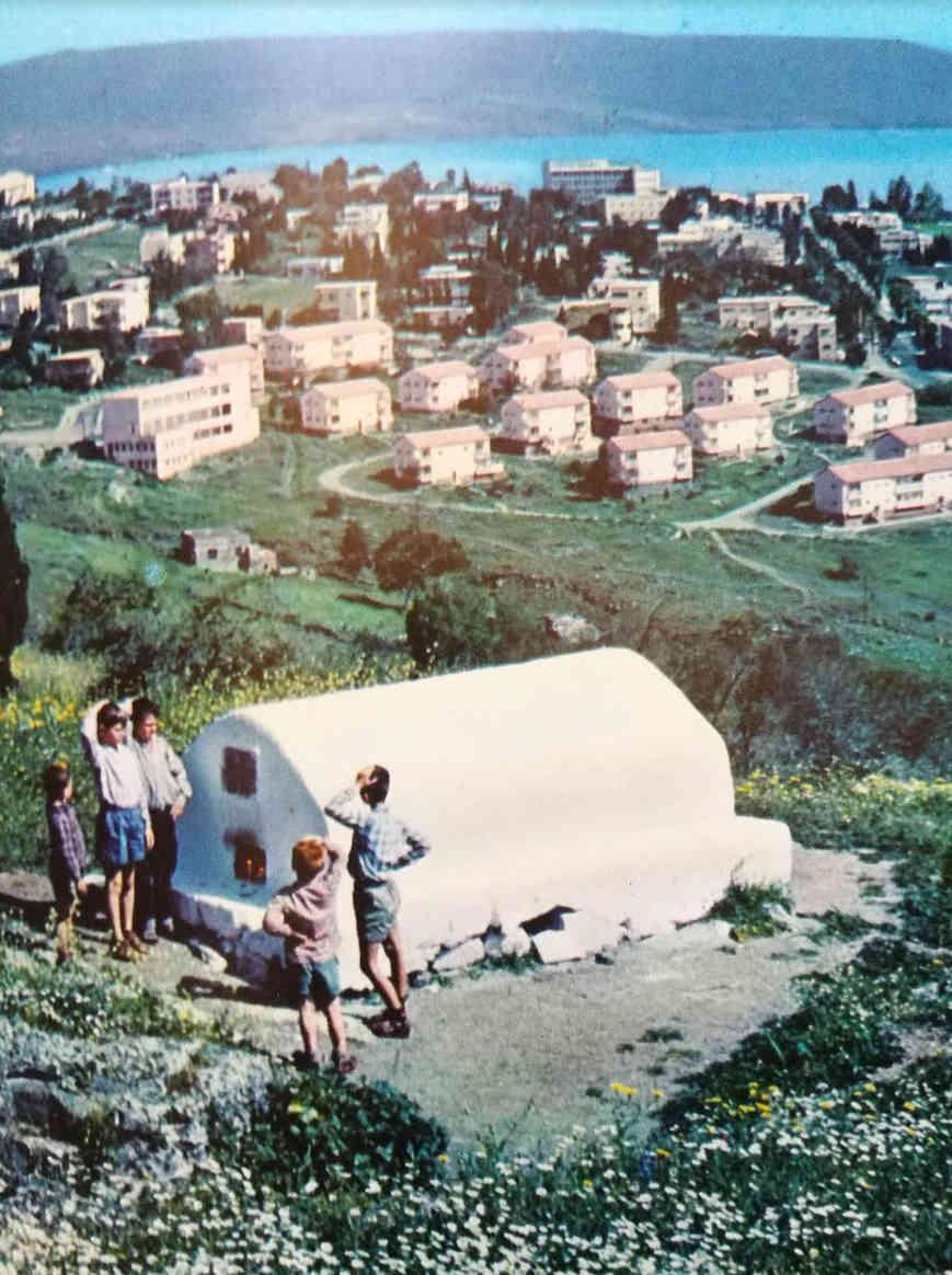 Le tombeau de Rabbi Akiba Tiberiade Jewpop