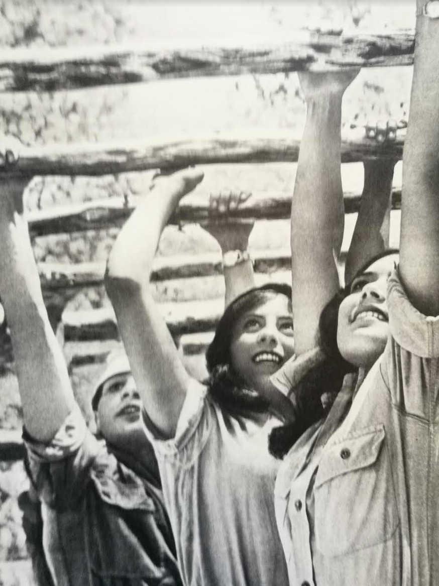 Entrainement soldates Tsahal Jewpop