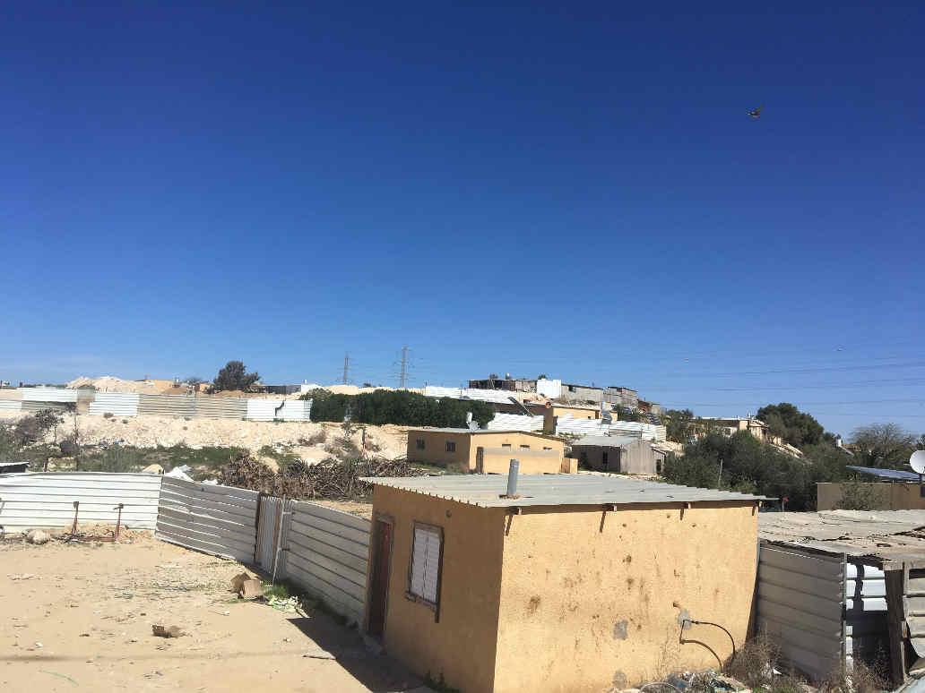 Wadi Nam village Bédouins Jewpop