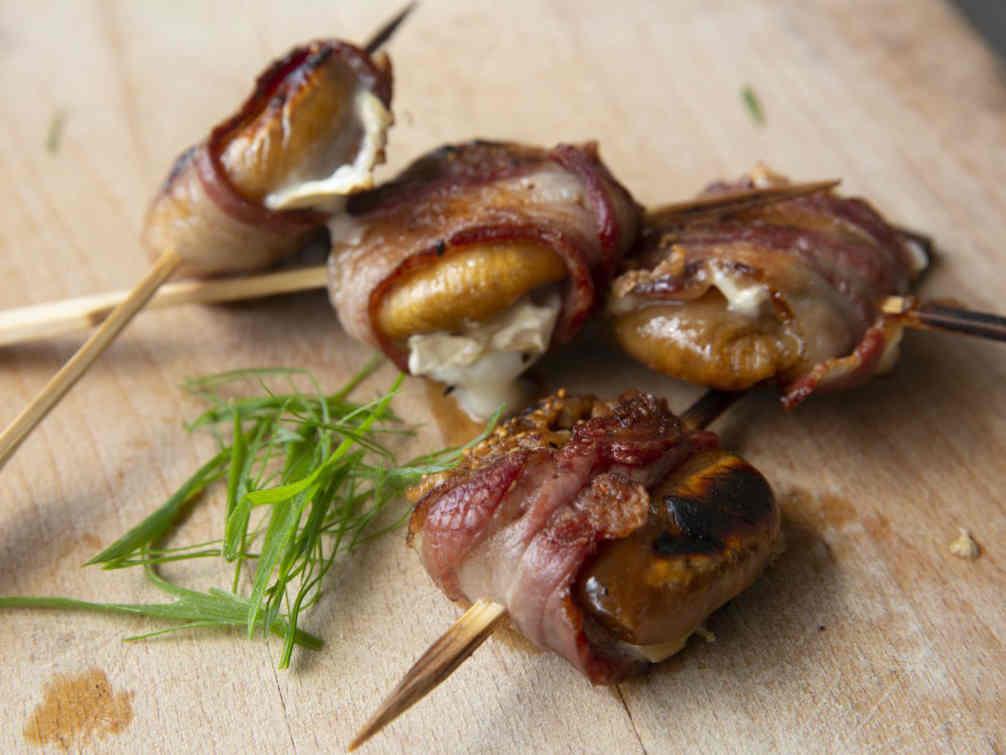 Bacon agneau Hook Jewpop