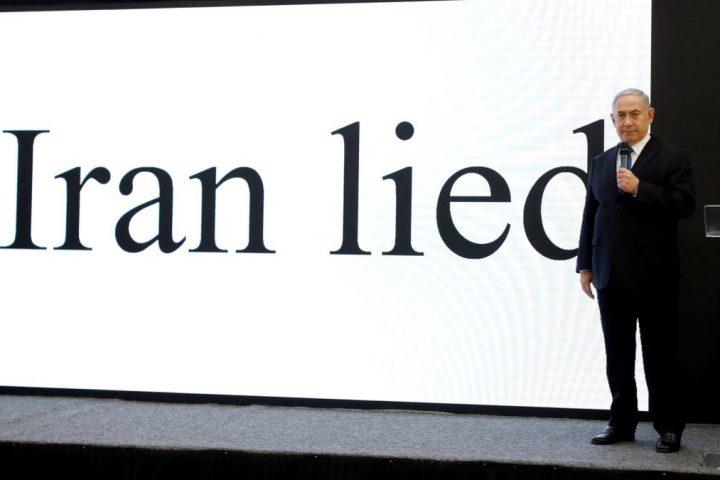 Iran Lied Bibi