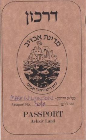 Passeport Achzivland