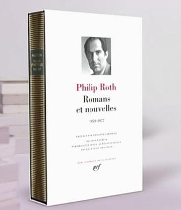 Philip Roth Pléiade