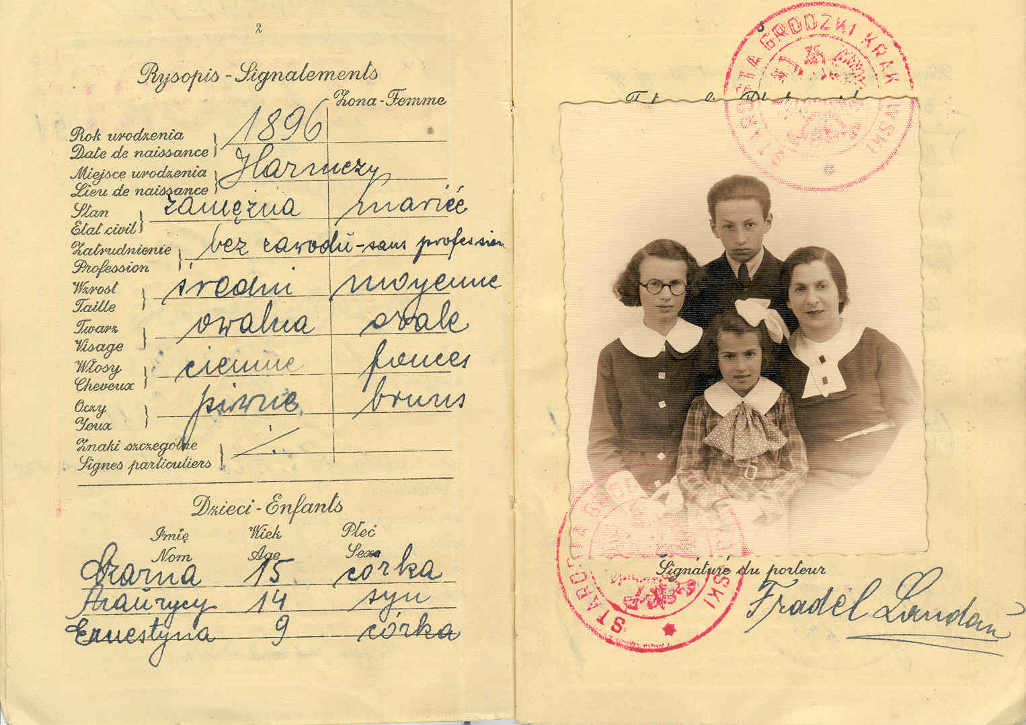 passeport alya Pologne Jewpop