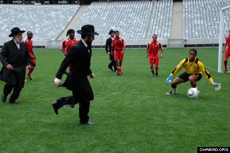 Loubavitch football