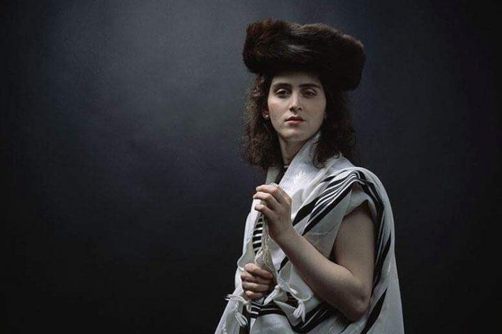 Abby Stein photo Benyamin Reich