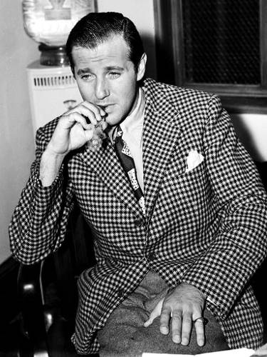 Photo représentant le gangster Bugsy Siegel