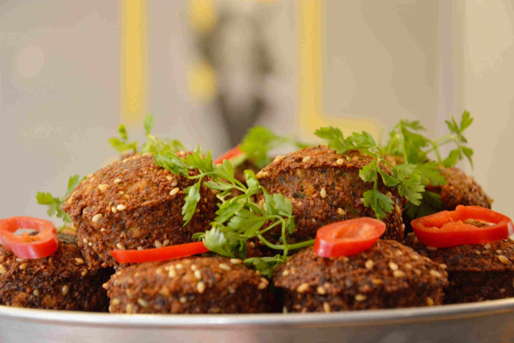falafel salatim