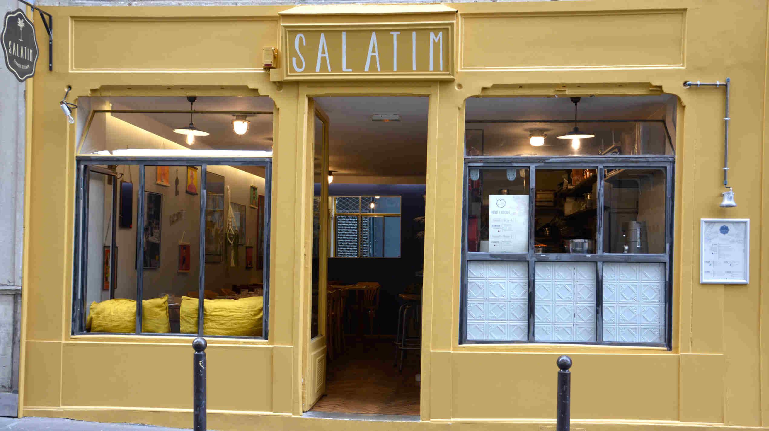 Salatim