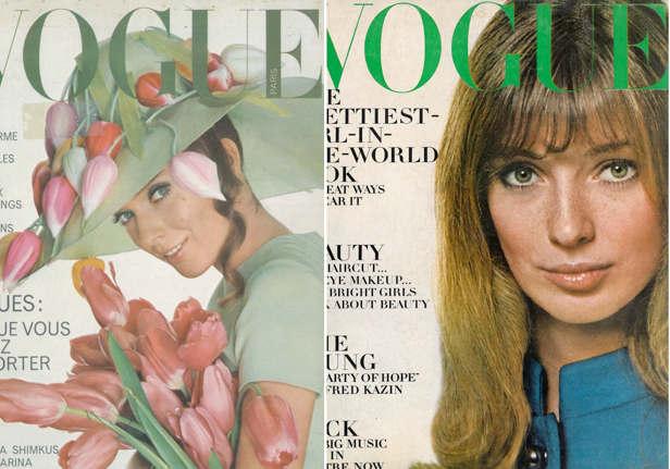 Joanna Shimkus Vogue