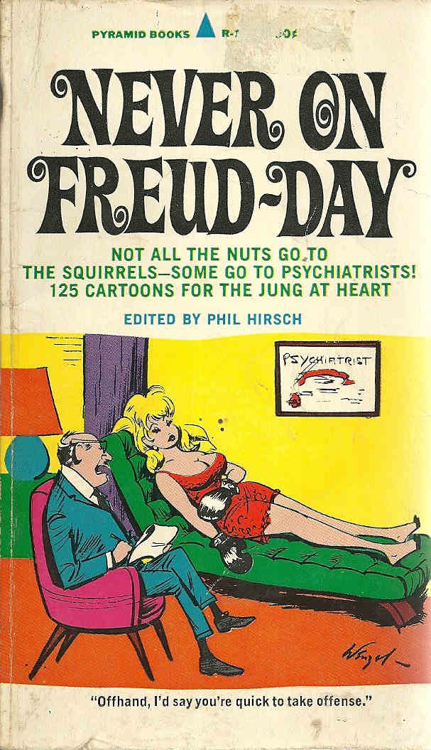 Livre Never on a Freud Day