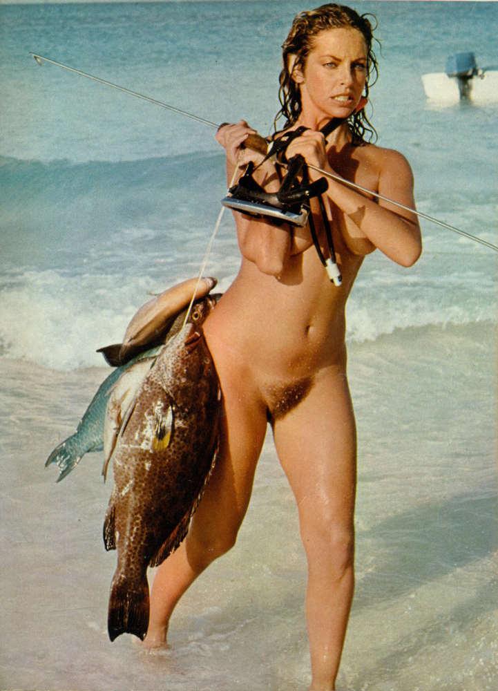 Sydne Rome pêche