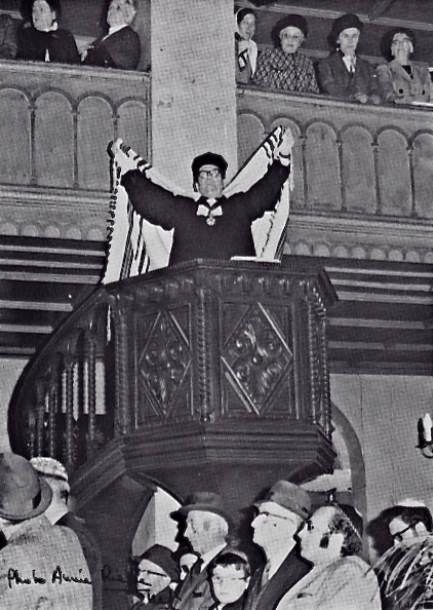 Jacob Kaplan Rabbin Verdun Jewpop