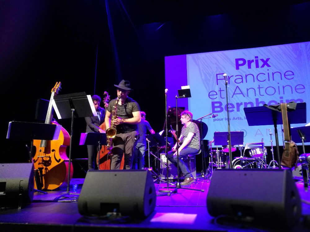 Jacques Schwarz-Bart répétition concert Fondation judaisme français Jewpop