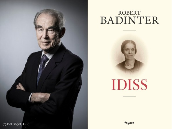 Robert Badinter Idiss Jewpop