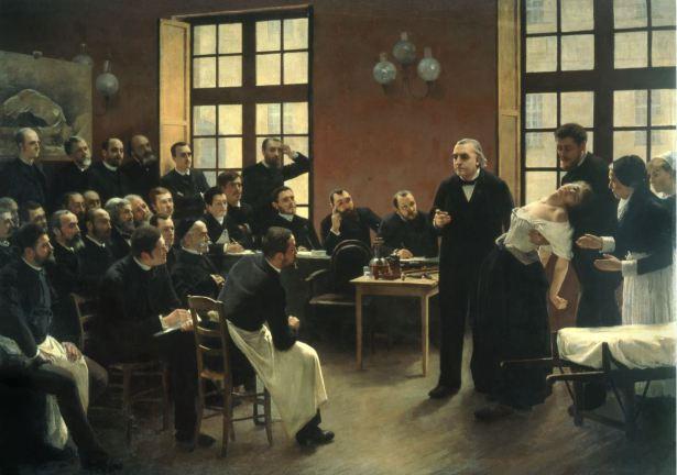 Charcot expo Freud MAHJ Jewpop