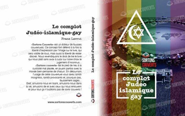 Complot judeo islamique gay sortons couverts Jewpop
