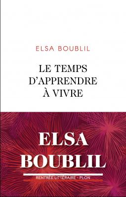 Le temps d'apprende a vivre Elsa Boublil Jewpop