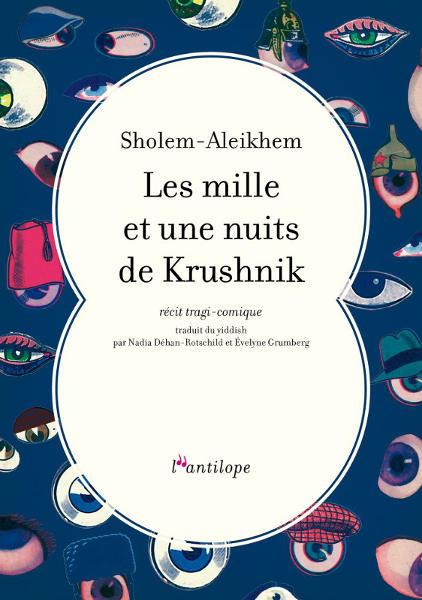 Les mille et une nuits Sholem Aleikhem Jewpop