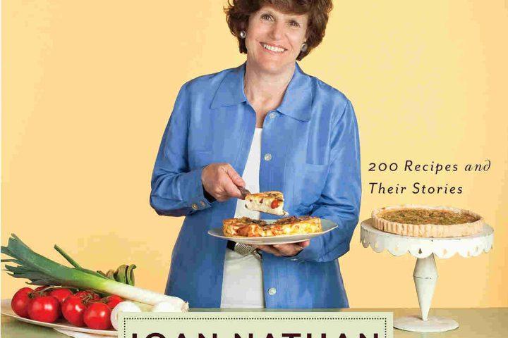 Photo de couverture du livre de Joan Nathan cuisine juive en France Jewpop