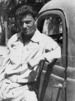 Phot de Vidal Sassoon en 1948 en Israel Jewpop